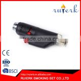 jet lighter butane Torch Flame Welding Gun Refillable cigarette Lighter gas lighter with good quality EK-818