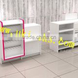Cashier counter&checkout counter&slat wall display counter