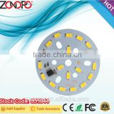 10w 56mm 24 leds smd 5730 high voltage led bulb down light long life less flicker warm white ac light module
