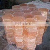 High Quality Wonderfull Color and Accurate sizes Himalayan Rock Salt Bricks/ Tiles/ Blocks For Salt Room|SPA Rooms