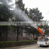 pest control wide-ranging Air Blast Sprayer of pesticide with remote control