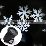 Wholesale Cheap Outdoor Decorative Snowflake Laser Projector Night Light, Ceilling Snowflake Projection Night Light