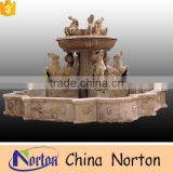 Antique western style horse statue water fountain for sale NTMF-SA076L