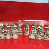 Collectible Qing Dynasty themed decorative fantasy chess set