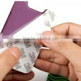Alibaba China 3M sticker card holder,mobile phone silicone wallet
