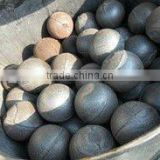 The high chromium alloy of metal ball