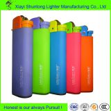 Inquiry about Low Price Customizable Plastic Cricket Lighter