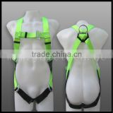 construction safety product full body harnesses rescue harness 3 point/4 point/5 point made by Ningbo and Hangzhou factory