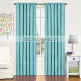 Insulated Thermal Blackout Curtain,Grommets top