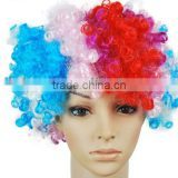 Rio de Janeiro Wigs,2014 World Cup Brazilian Wigs,Cheap Wigs Dubaa Fashion,Multi Directional Fan