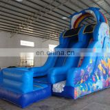 inflatable slide in stock for sale