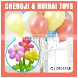 Hot popular party toys durable balloons with pump