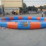 Giant inflatable zorb ball pool/water roller water pool/water ball pool
