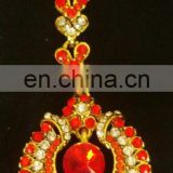 Indian maang tikka jewelry, head piece jewelry manufacturer