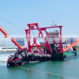 cutter suction dredger dredging ,gold mining dredge for sale