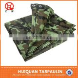8' X 10' Medium Duty Premium Comouflage Poly Tarp