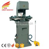 Six Molds Aluminum window frame eyelet curtain punch machine for Win-Dor 5~10T