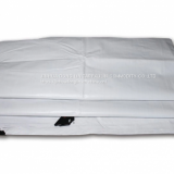White Tarpaulin Anti-mildew Industrial Tarps