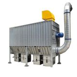 Pulse jet bag type bag filter industrial dust collector