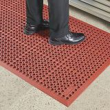 Anti-slip Rubber Mats 3mm Thickness Interlocking Rubber Mats stable Rubber Mats For Kitchen