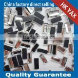 0909L crystal color YX1001 YAX ROHS LAB store rectangle shape Lead free transfer pedreria, hot fix transfer pedreria