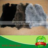 Luxury coat cheap chinchilla rabbit fur