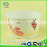disposable cheap soup bowl hot food small paper bowl                                                                                                         Supplier's Choice