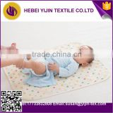 Absorption disposable infant changing pad OEM service changing mat