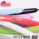 Wholesale balloons EN71 approved 100% latex long shaped modelling balloon                                                                         Quality Choice