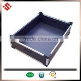 2015 custom dividers corrugated esd circulation box