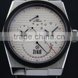 ZGMT-01W Automatic Stainless steel mechanical seagull movement mechanicl luxury watch brands