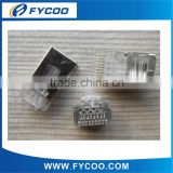 CAT6 EZ Shield FTP RJ45 Plug, Cat6 EZ Shield FTP RJ45 Connectors