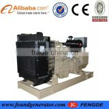 CE approved Famous manufacturer 20 kva generator price powered