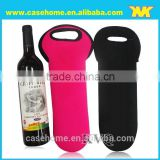 2014 Wholesale High Quality Wine Neoprene Bottle Sleeve
