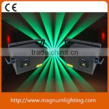 Multifunctional Green Light Disco DJ Club Portable Mini Stage Laser Projector
