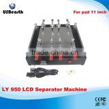 Professional 11 inch LCD Separator Machine hot plate LY 950 mobile phone lcd screen repair machine