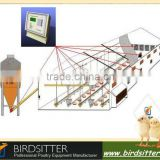 ISO9001 qualified chicken house used poultry equipment for sale