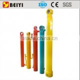 China Supplier BEIYI Excavator Arm Cylinder Hydraulic High Pressure Double Acting Cylinder