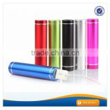 AWC317 Custom Logo Tube charger 18650 power bank 2600mahshenzhen