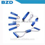 OEM/ODM Indoor/ Outdoor Hand Tool Sports Chest Expander/ Jump Rope/Hand Grips Fitness Equipment Set