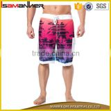 Wholesale men beach shorts fancy custom printed swimming trunk                                                                                                         Supplier's Choice