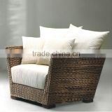 Cheap outdoor wicker furniture rattan sofa-3RA103-1                                                                         Quality Choice