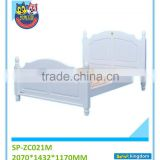 Hottest sell online shopping india bali bed wooden double cot for children adult#SP-ZC021M
