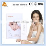 Portable handy balance PH and face lift facial beauty machine