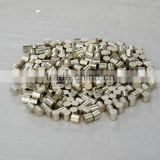 High purity AlCu Slug Aluminium-Copper Alloy Metal sputtering target