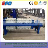 Hydraulic plate frame filter pressindustry Hydraulic plate and frame oil Filter Press Price