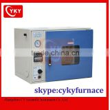 Laboratory Small Vacuum Oven Used For Lithium Battery Electrode Baking