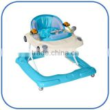 Fashion Car Style baby inflatable baby walker EN1273 Approval
