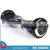 Smart hoverboard electric skateboard Self Balancing Scooter 2 Wheel Electric Scooter with brand battery