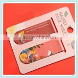 promotion beautiful bird magnetic bookmark clips for sale (xdm-bk261)